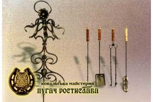 Каминные инструменты